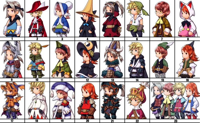 Final Fantasy Hentai Quiz