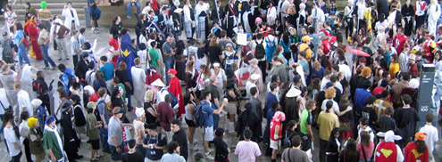 Try telling the 30,000 people who attended Otakon in 2010 that Japan is irrelevant.