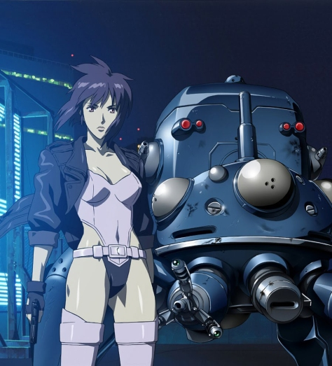 Ghost in the Shell TV Anime