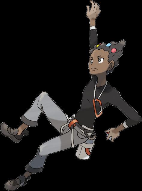 Grant from Pokémon XY