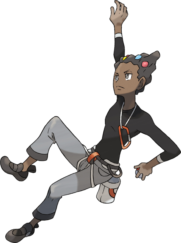 Grant from Pokémon XY
