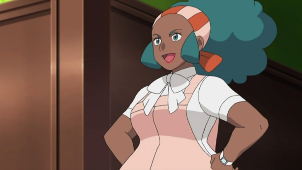 Lenora from Pokémon BW