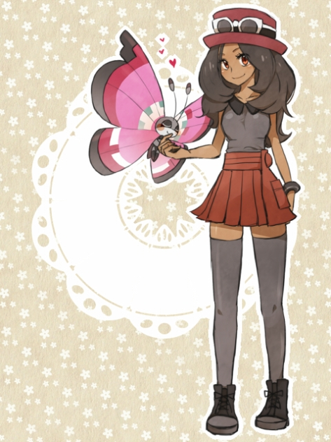 Pokémon XY Female Protagonist