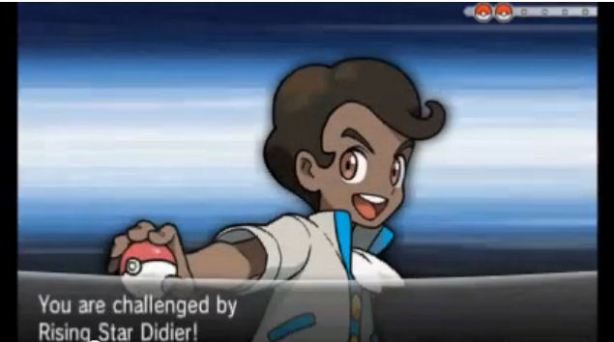 Rising Star Didier from Pokémon XY