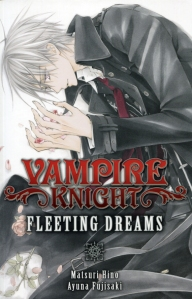 Vampire Knight Fleeting Dreams
