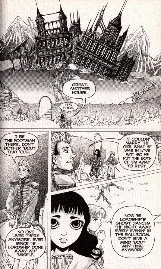 Bizenghast Volume 1 Page 075