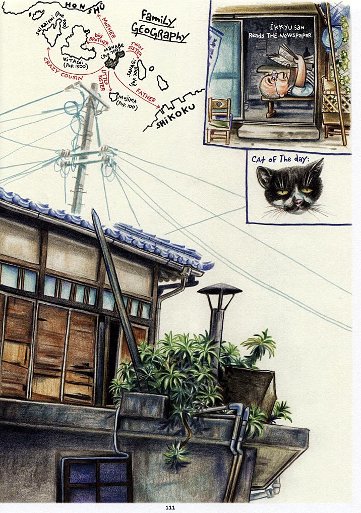 Manabeshima Page 111
